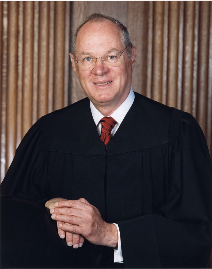 Justice Kennedy's retirement